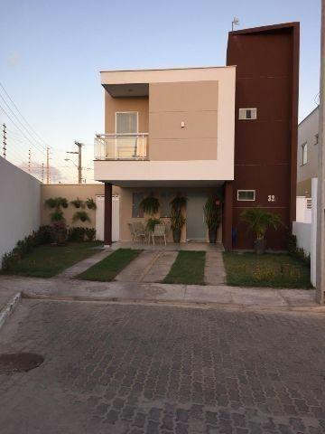 Vendo ou Passo a Chave - Casa Duplex Portal Aracagy II - Projetada - 3 quartos