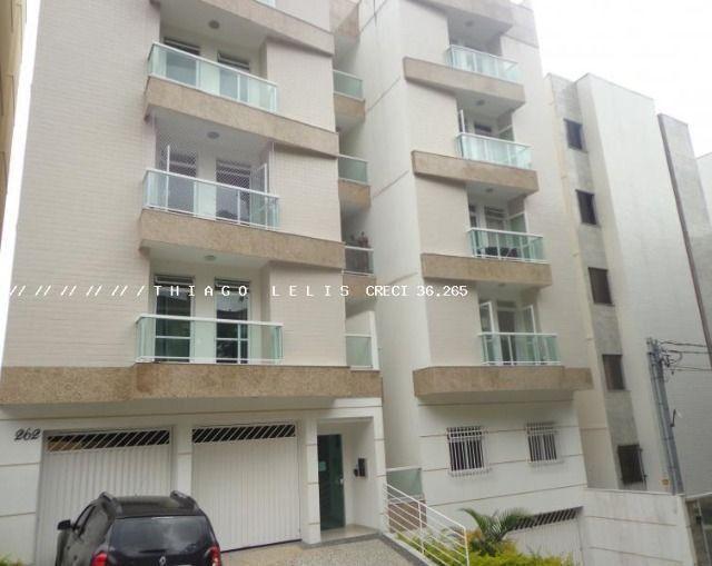 Bairro Jardim Laranjeiras linda cobertura de 3 quartos 2 vagas e elevador - Foto 2