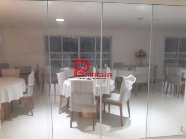 Apartamento à venda com 2 dormitórios em Canto do forte, Praia grande cod:1759 - Foto 20