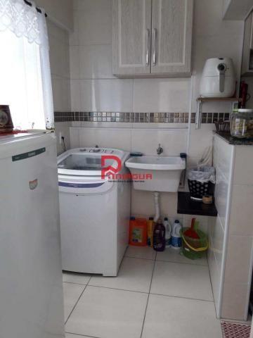 Apartamento à venda com 2 dormitórios em Canto do forte, Praia grande cod:1759 - Foto 12