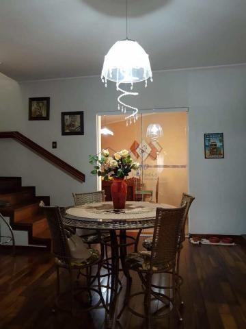 Casa à venda com 3 dormitórios em Cidade jardim, Pirassununga cod:10131860 - Foto 12
