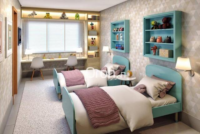 Apartamento com 3 dormitórios à venda, 144 m² por R$ 852.000,00 - Setor Bueno - Goiânia/GO - Foto 7