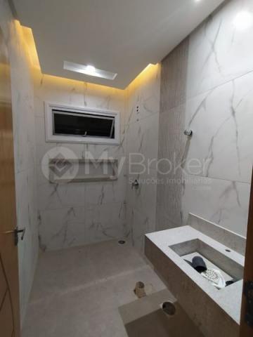Casa com 3 quartos - Bairro Residencial Canadá em Goiânia - Foto 6