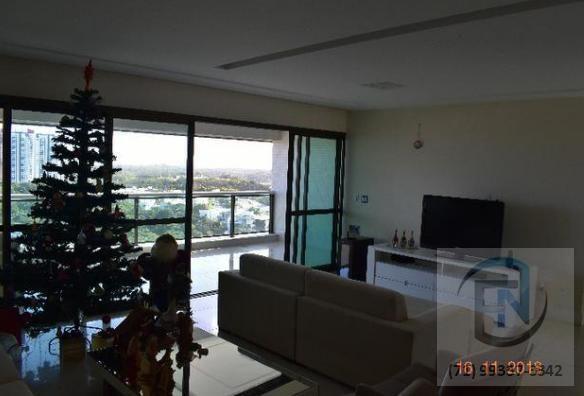 Apartamento para Venda em Salvador, Patamares, 4 dormitórios, 4 suítes, 5 banheiros, 4 vag - Foto 6