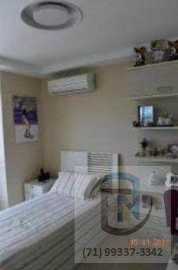 Apartamento para Venda em Salvador, Patamares, 4 dormitórios, 4 suítes, 5 banheiros, 4 vag - Foto 13