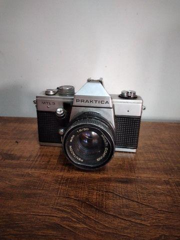 Câmera praktica mtl3.