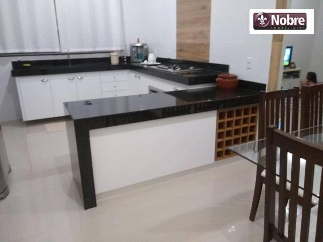 Casa com 3 dormitórios à venda, 167 m² por R$ 435.000 - Plano Diretor Sul - Palmas/TO