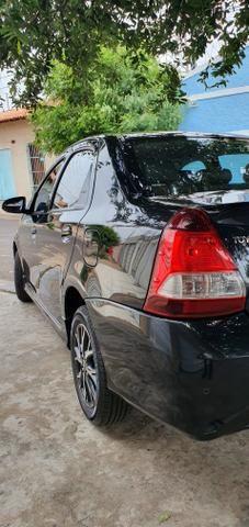 Etios 1.5 platinum automático 17/18 sedan - Foto 6