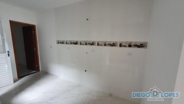 Casa à venda com 2 dormitórios em Campo de santana, Curitiba cod:133 - Foto 5