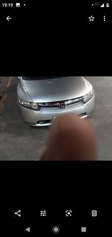 Honda Civic lxs07 automático flex - Foto 2