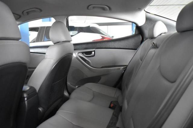Hyundai elantra 2012 1.8 gls 16v gasolina 4p automÁtico - Foto 4