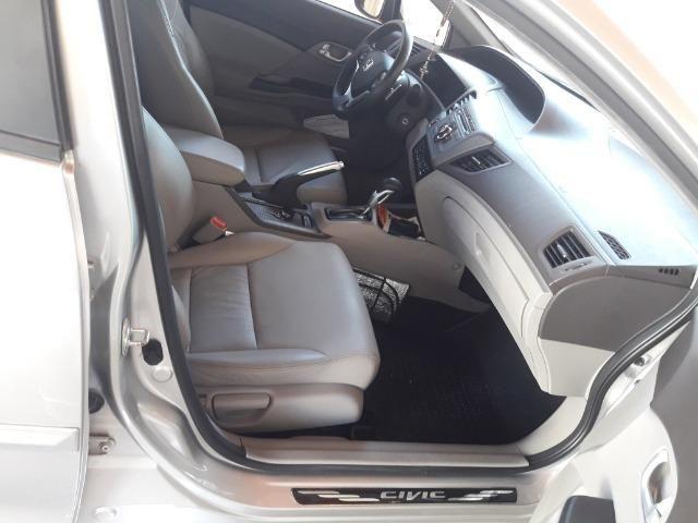Honda Civic LXR 2.0 Flex one 2014 - Foto 2