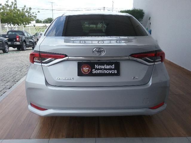 Corolla 2.0 Gli Automático 2019/2020 (Test Drive Newland sem uso) - Foto 4