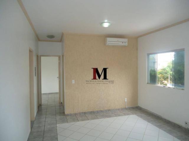 alugamos apartamento com  quartos proximo ao CPA - Foto 2