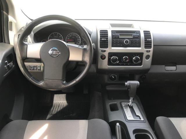 Nissan Frontier Atack 2015 4x4 Automatica- Troco e Financio (Aprovação Imediata) - Foto 8