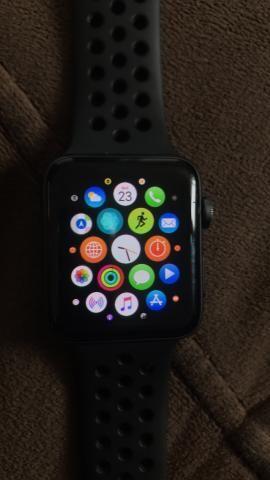 Apple Watch Serie 3 Nike - 42mm - Foto 3