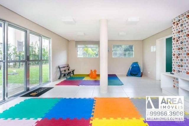 Apartamento com 2 dormitórios à venda, 62 m² por R$ 205.000 - Santa Quitéria - Curitiba/PR - Foto 16