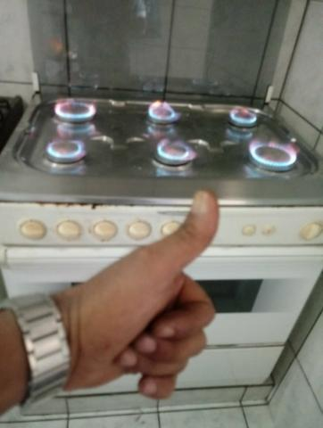 Consertos de fogões e Conversão de gás ! ( ACEITO CARTÕES) - Foto 3