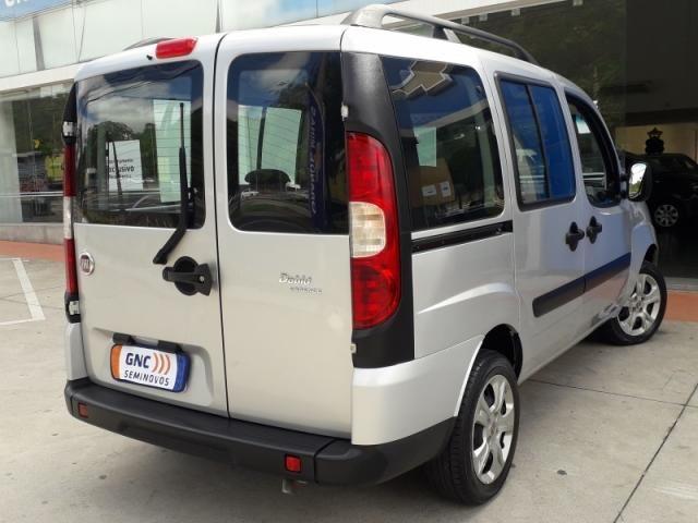 FIAT DOBLO 1.8 MPI ESSENCE 7L 16V FLEX 4P MANUAL. - Foto 7