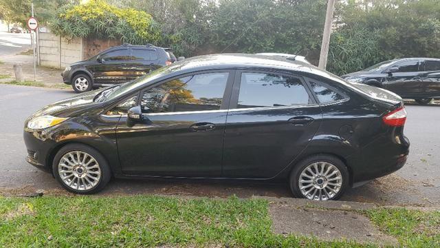 New Fiesta 1.6 AT Titanium com GNV - Foto 2