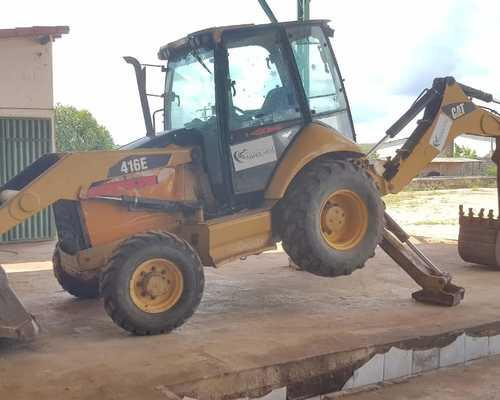 416E Caterpillar - 11/11 - Parcellamos - Foto 3