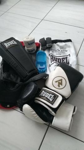 Luvas Box / Muay Thai - Foto 2
