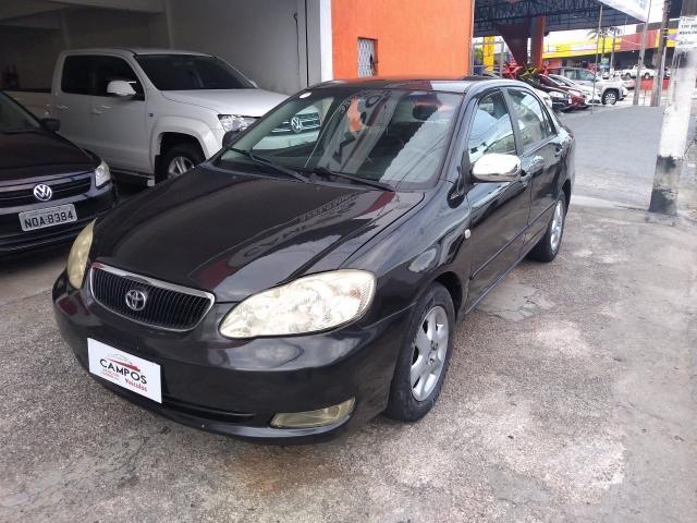COROLLA 2003/2003 1.8 XEI 16V FLEX 4P AUTOMÁTICO