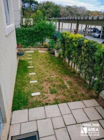 Apartamento com 3 dormitórios à venda, 62 m² por R$ 211.000 - Santa Quitéria - Curitiba/PR - Foto 6
