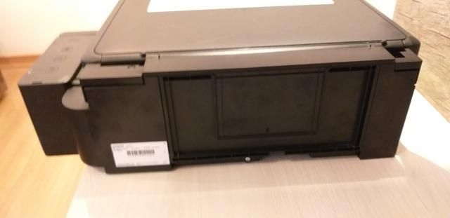 Impressora Multifuncional Epson L210 entupida - Foto 4