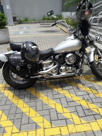 Moto Dragstar 650 2004 - Foto 3