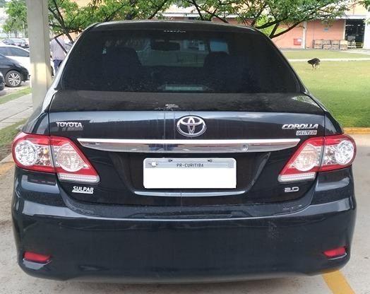 Toyota Corolla Altis 2.0 Flex. Aut. Blindado Nivel III-A - #4200 - Foto 7