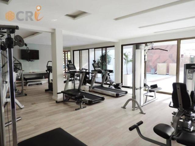 AP1633 Vitral Dos Mares, 543m², Apartamento 5 Suites, Na Beira Mar 6 Vagas Vista 100% Mar - Foto 12