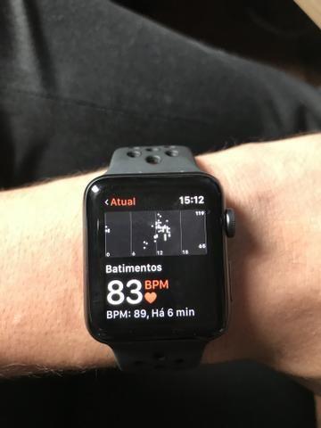 Apple Watch Serie 3 Nike - 42mm - Foto 5