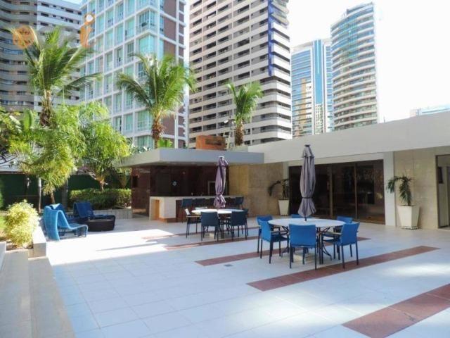 AP1633 Vitral Dos Mares, 543m², Apartamento 5 Suites, Na Beira Mar 6 Vagas Vista 100% Mar - Foto 10