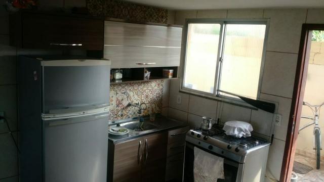 Duplex com dois quartos próximo à Br no Jardim Catarina - Foto 4
