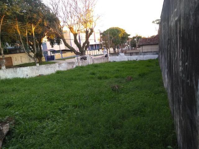 Portão/ CTBA-Terreno de esquina.,conetora