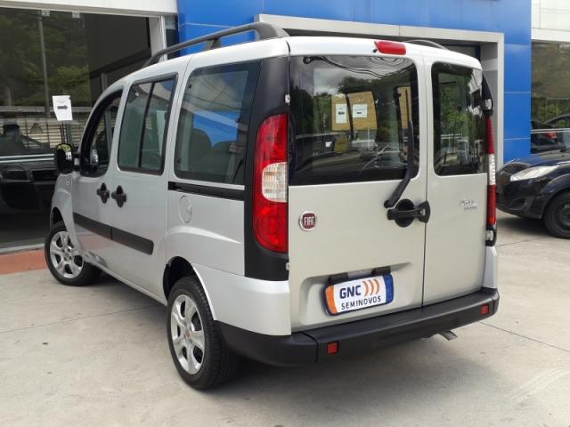 FIAT DOBLO 1.8 MPI ESSENCE 7L 16V FLEX 4P MANUAL. - Foto 8