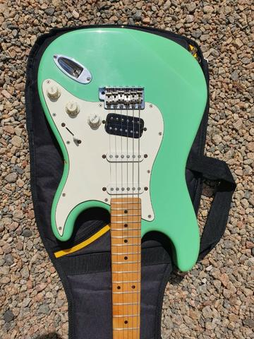 Tagima t635 Hand Made Brazil 2001, surf green - Foto 2