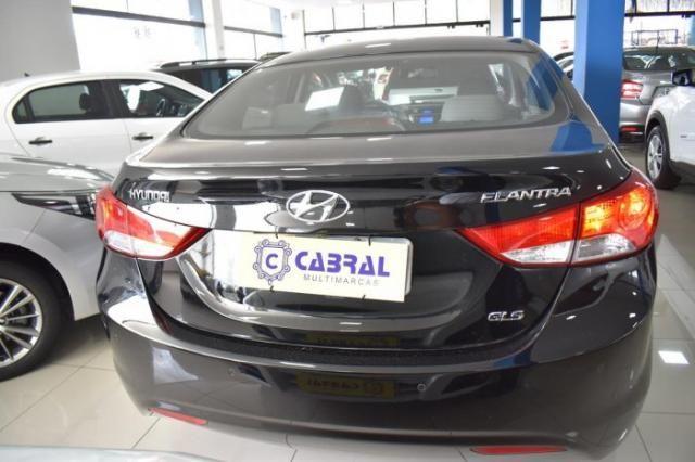 Hyundai elantra 2012 1.8 gls 16v gasolina 4p automÁtico - Foto 8