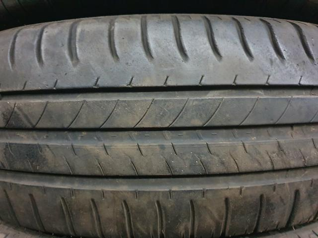 4 pneu 195/65/15 Michelin 70 % d borracha (Valparaiso) - Foto 2