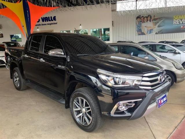 Toyota Hilux Cabine Dupla HILUX CD SRX 4X4 2.8 TDI 16V DIES