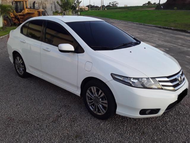 Honda City LX Flex Automático 2013/2014 - Foto 2