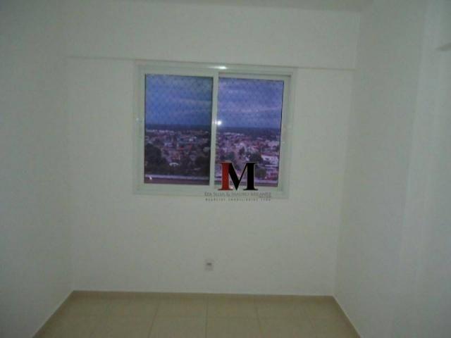 Alugamos apartamento com 3 quartos climatizado e armario de cozinha - Foto 8