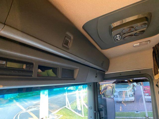 Scania G380 Trucado 6x2 Fino Trato 2011 Top Só Trabalhar - Foto 7
