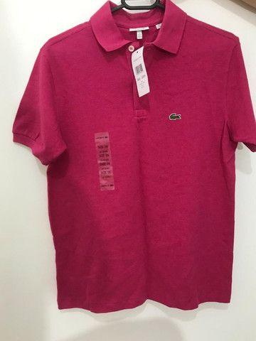 Camiseta Lacoste - Foto 4