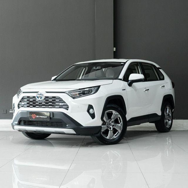 Toyota RAV4 híbrida 2019
