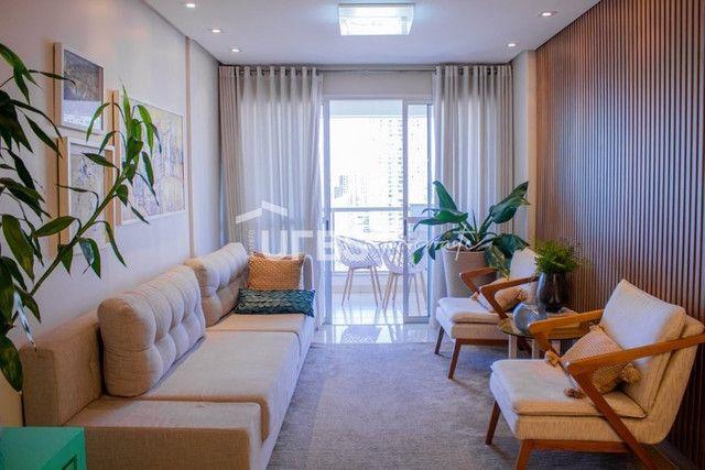 Apartamento com 3 quartos à venda, 105 m² por R$ 495.000 - Setor Bueno - Goiânia/GO