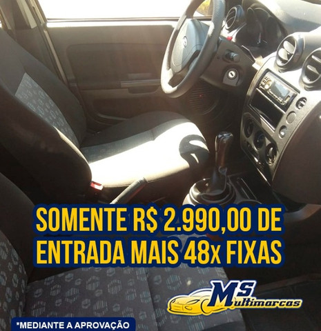 Fiesta 1.6 FLEX 2011 Completo - Foto 3