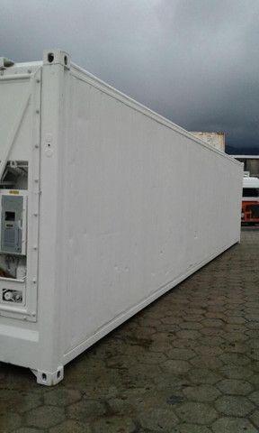 Container frigorífico reefer congelamento - Foto 3