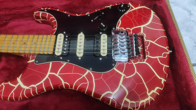 Guitarra JA 2 - 1700 pra vender logo - Foto 2